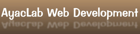 AyacLab Web Development